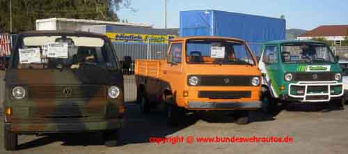 VW T3 Syncro 4WD Vanagon